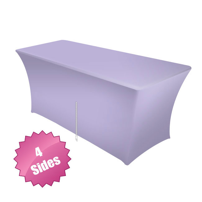 High Definition Stretch Table Throw-2