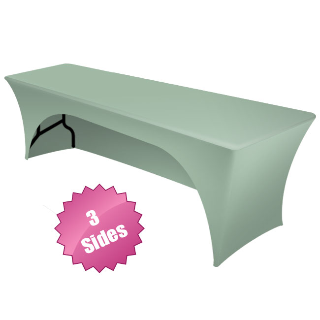 High Definition Stretch Table Throw-7