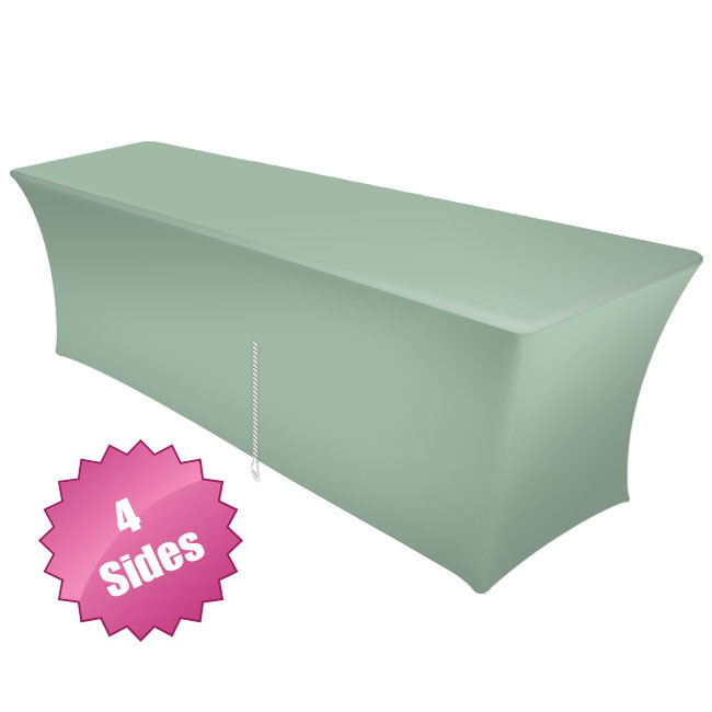 High Definition Stretch Table Throw-8