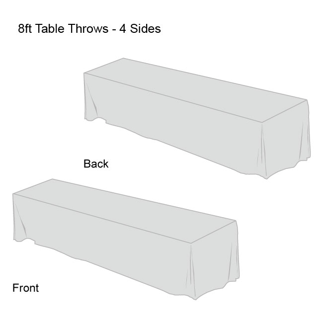 High Definition Table Throw-8