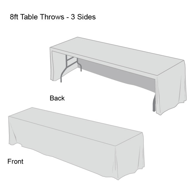 High Definition Table Throw-9