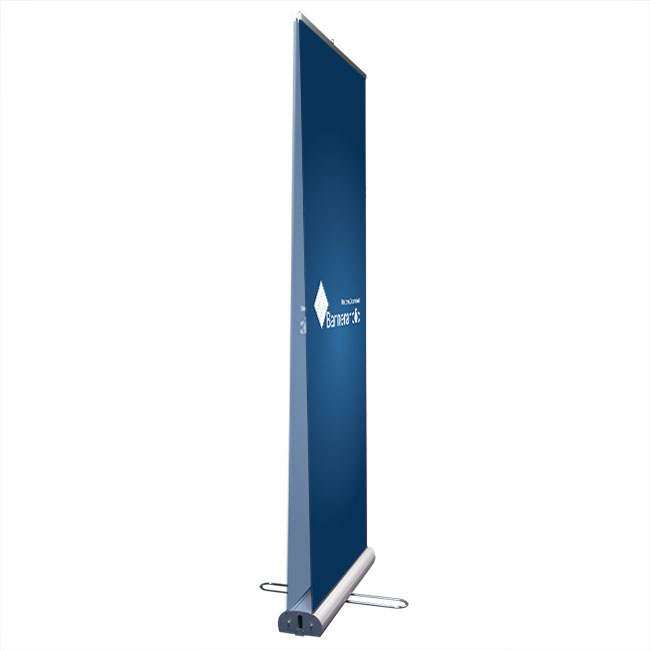 Double Sided Roll Up Banner Stand Double Sided