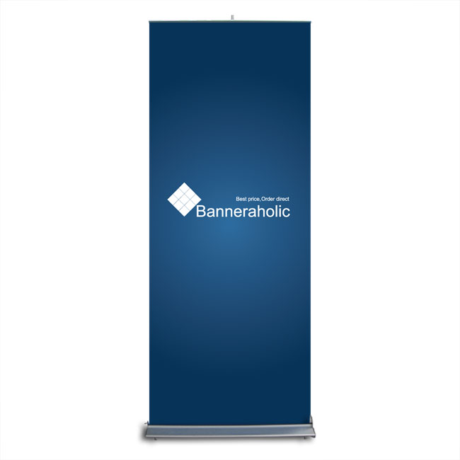 roll up banner stands pull up banner displays banner stands